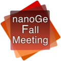 nanoGe Fall Meeting