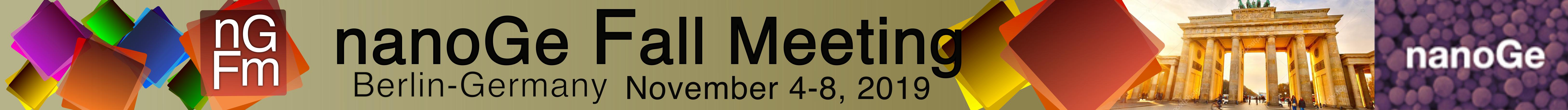 nanoGe - nanoGe conferences